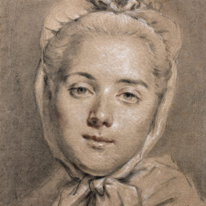 Portrait of Madame Drouais