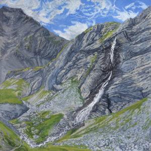 Cascade Valaisanne