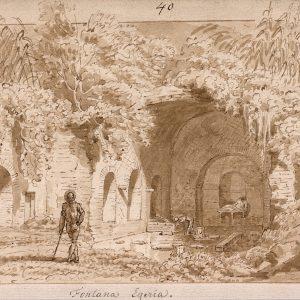 Fontaine Egeria