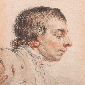 Portrait de Jacob van Strij, le frère de l'artiste