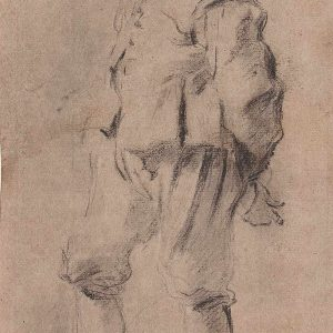 Study of a Standing Soldier
