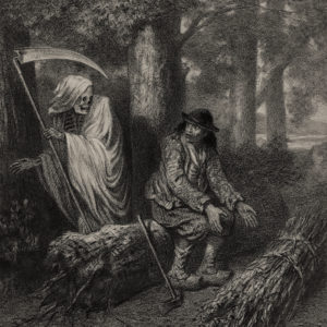 Death and the Woodman