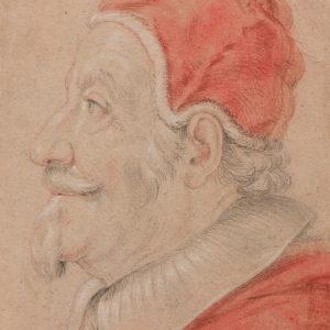 Portrait of Pope Alexander VIII