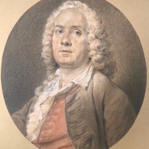 Portrait présumé du sculpteur Paul Ambroise Slodtz